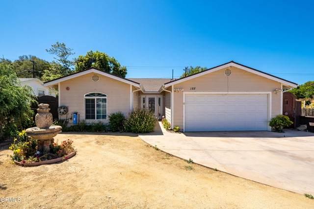 188 Mckee Street, Ventura, CA 93001 (#V1-6355) :: Team Tami