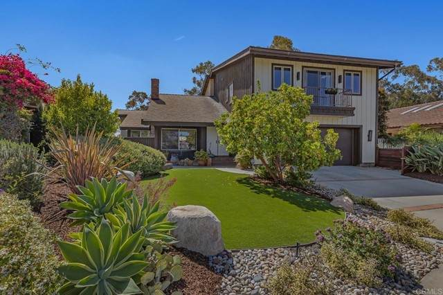 1547 Santa Sabina, Solana Beach, CA 92075 (#NDP2106706) :: Berkshire Hathaway HomeServices California Properties