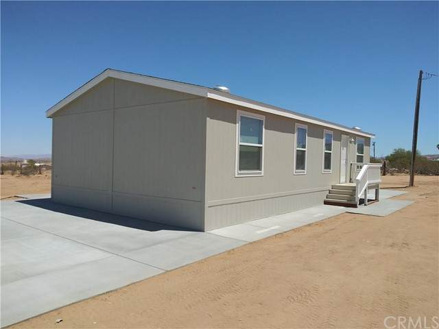 415 Inca Trail, Yucca Valley, CA 92284 (#SW21126554) :: Holmes Muirhead Team at Reviron Realty