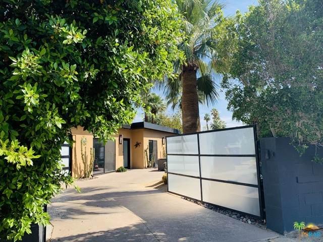 1109 N Sunrise Way, Palm Springs, CA 92262 (#21747970) :: Zen Ziejewski and Team