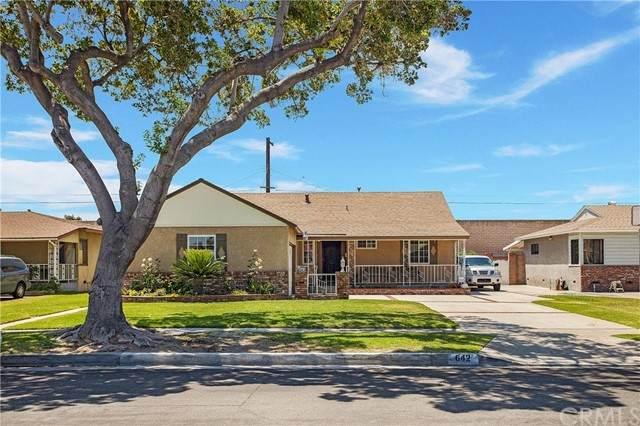 642 W W Houston Avenue, Fullerton, CA 92832 (#OC21126903) :: Steele Canyon Realty