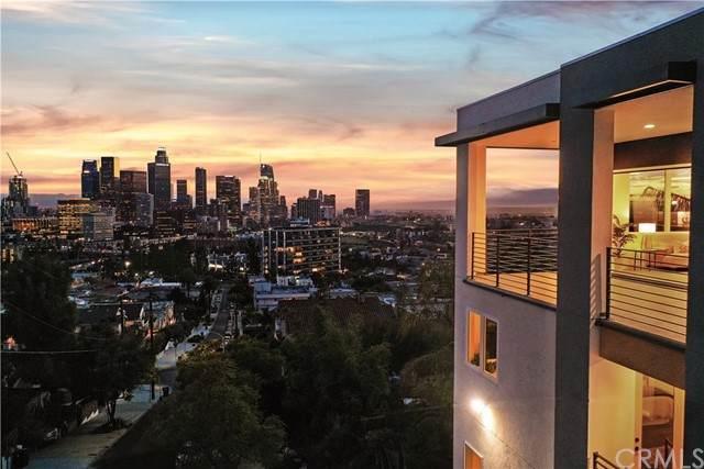 1020 White Knoll Lot 6, Los Angeles (City), CA 90012 (#OC21127076) :: Wahba Group Real Estate | Keller Williams Irvine