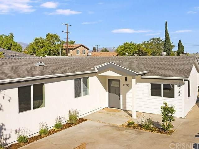13742 13744 Mercer Street, Arleta, CA 91331 (#SR21107463) :: Zember Realty Group