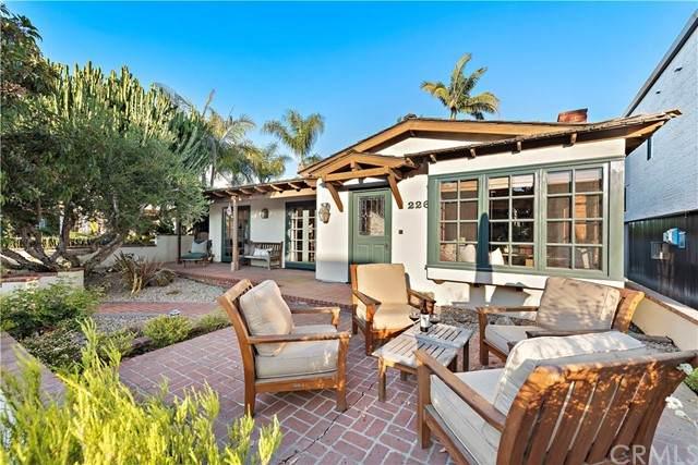 226 Jasmine Avenue, Corona Del Mar, CA 92625 (#OC21126585) :: Hart Coastal Group