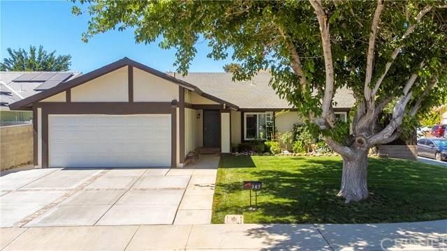 345 E Avenue J7, Lancaster, CA 93535 (#SR21127654) :: Berkshire Hathaway HomeServices California Properties