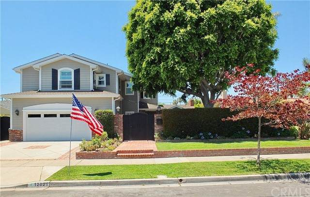 12021 Old Mill Road, Los Alamitos, CA 90720 (MLS #SW21127699) :: Desert Area Homes For Sale