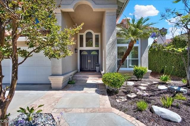 2543 Peachwood Place, Westlake Village, CA 91361 (#V1-6417) :: Zen Ziejewski and Team
