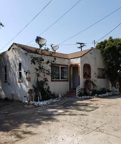 175 W Vince Street, Ventura, CA 93001 (#V1-6425) :: Team Tami