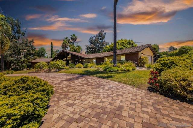 1950 Alta Vista Dr., Vista, CA 92084 (#210016413) :: Powerhouse Real Estate