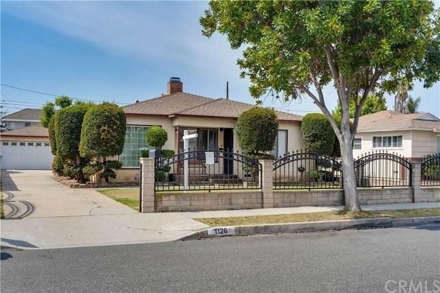 1126 W 158 TH Street, Gardena, CA 90247 (#CV21129014) :: Berkshire Hathaway HomeServices California Properties