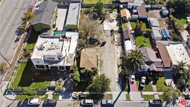 310 W 121St Street, Los Angeles (City), CA 90061 (#21748998) :: The DeBonis Team