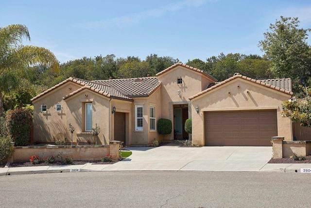 2804 Carrillo Way, Carlsbad, CA 92009 (#NDP2106876) :: Powerhouse Real Estate
