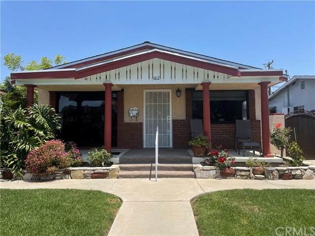 1812 Arlington Ave., Torrance, CA 90501 (#SB21129786) :: Zember Realty Group