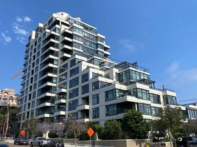 475 Redwood Street #406, San Diego, CA 92103 (#NDP2106922) :: Zen Ziejewski and Team