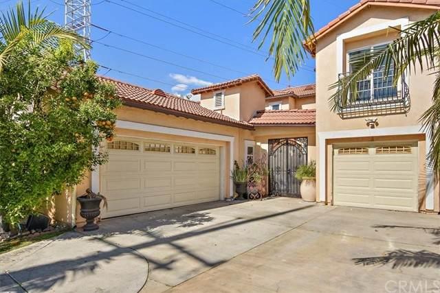 9027 Gallatin Road, Pico Rivera, CA 90660 (#CV21130332) :: Powerhouse Real Estate