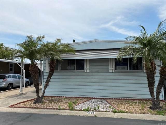 1600 E Vista Way #69, Vista, CA 92084 (#NDP2106929) :: Massa & Associates Real Estate Group | eXp California Realty Inc