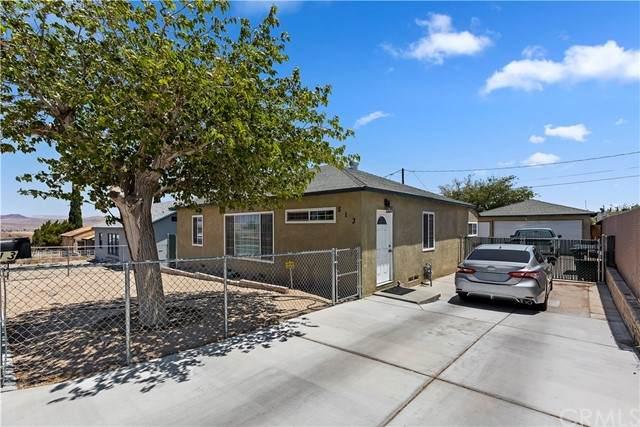 513 Mount Vernon Street, Barstow, CA 92311 (#CV21130768) :: Team Forss Realty Group