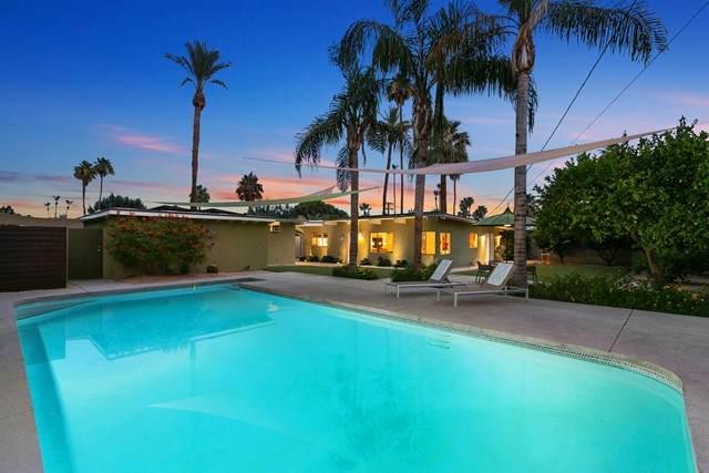 555 Canon Drive, Palm Springs, CA 92264 (#219063621DA) :: Blake Cory Home Selling Team