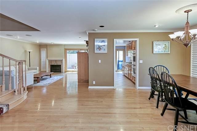 18153 Andrea Circle N #1, Northridge, CA 91325 (#SR21129801) :: Zember Realty Group