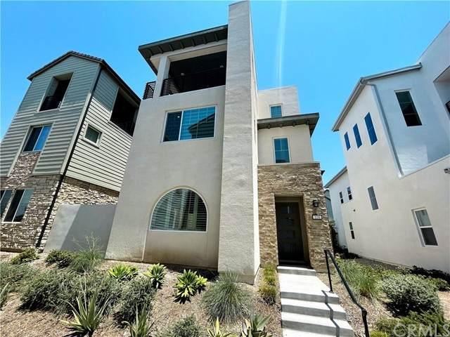 114 Spiral, Irvine, CA 92618 (#WS21131481) :: The Miller Group