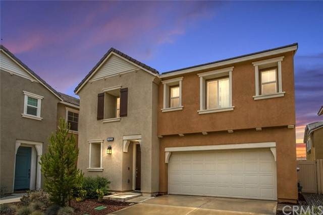 925 Bluebell Way, Beaumont, CA 92223 (#EV21131300) :: RE/MAX Empire Properties