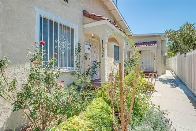 1130 N Mariposa Avenue, Hollywood, CA 90029 (#AR21131559) :: TeamRobinson | RE/MAX One