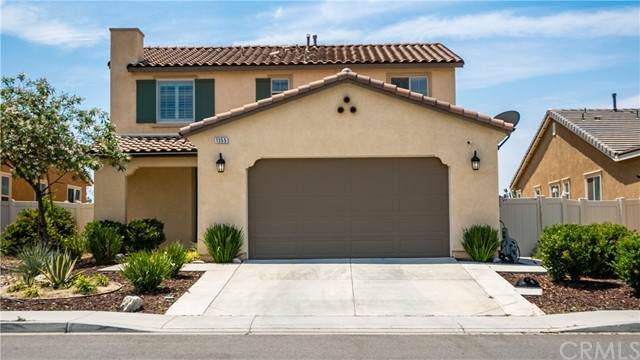1355 Mary Lane, Beaumont, CA 92223 (#DW21132094) :: Holmes Muirhead Team at Reviron Realty