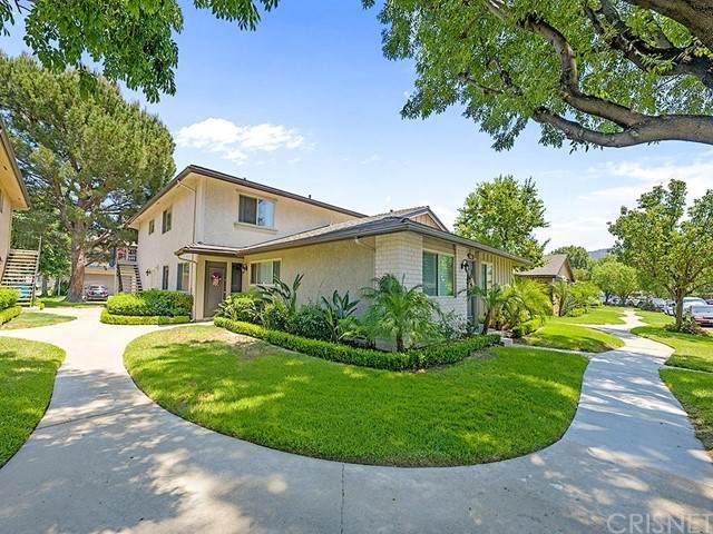 2052 Avenida Vista Del Monte #2, Simi Valley, CA 93063 (#SR21115572) :: Zen Ziejewski and Team