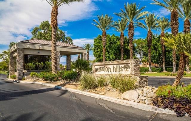64 Pebble Beach Drive, Rancho Mirage, CA 92270 (#219063681PS) :: Compass