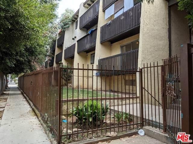 730 N Eucalyptus Avenue #8, Inglewood, CA 90302 (#21750550) :: Mint Real Estate