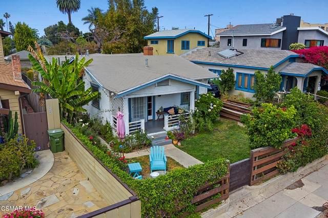 2453 Louella Avenue, Venice, CA 90291 (#221003319) :: Bathurst Coastal Properties