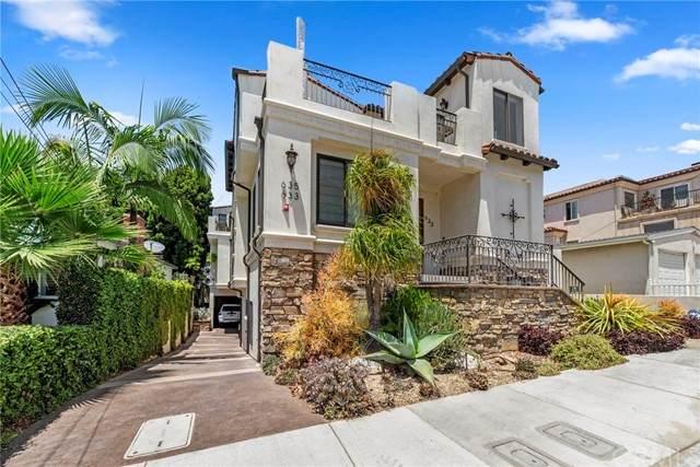 635 5th Street, Hermosa Beach, CA 90254 (#SB21118593) :: Robyn Icenhower & Associates