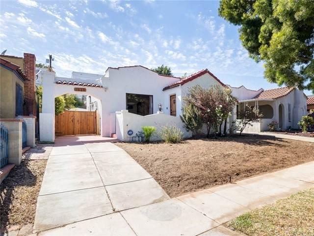 1623 Carmona Avenue, Los Angeles (City), CA 90019 (#SB21131939) :: Swack Real Estate Group | Keller Williams Realty Central Coast