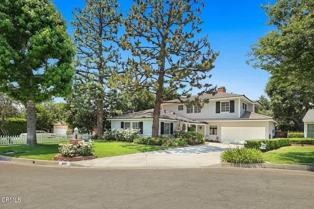 627 Santa Rosa Road, Arcadia, CA 91007 (#P1-5310) :: Zutila, Inc.