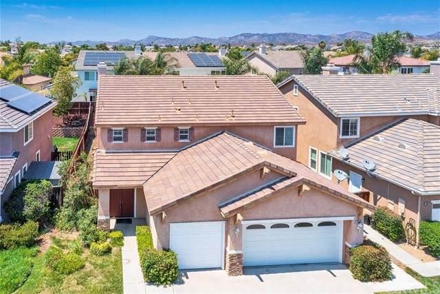 23864 Silverleaf Way, Murrieta, CA 92562 (#SW21133363) :: RE/MAX Empire Properties