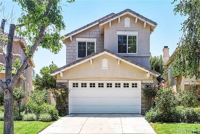 25506 Burns Place, Stevenson Ranch, CA 91381 (#SR21133246) :: REMAX Gold Coast