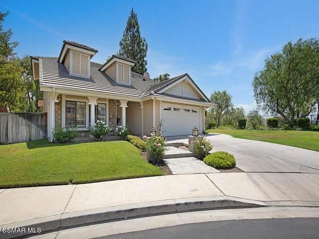 782 Aspen Oak Court, Oak Park, CA 91377 (#221003351) :: Blake Cory Home Selling Team