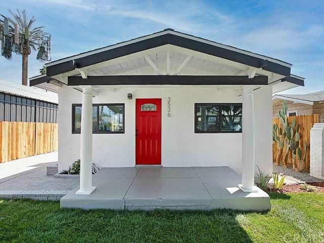 3536 E 4th Street, Los Angeles (City), CA 90063 (#MB21132430) :: Team Tami