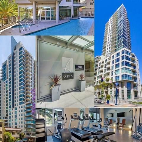 1441 9Th Avenue #2102, San Diego, CA 92101 (#PTP2104300) :: Compass