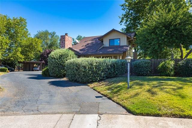 309 Bordeaux Court A, Chico, CA 95973 (MLS #SN21128668) :: The Zia Group