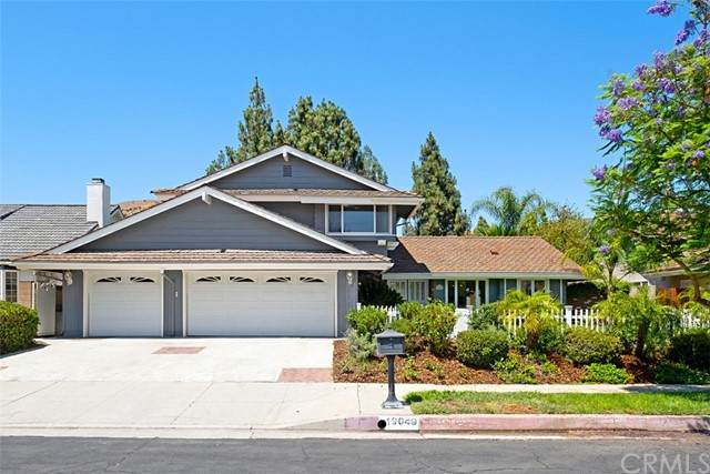 19049 Castlebay Lane, Porter Ranch, CA 91326 (#OC21134147) :: RE/MAX Masters