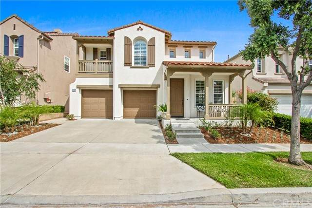 18 Larchwood, Irvine, CA 92602 (#PW21133802) :: The Marelly Group | Sentry Residential