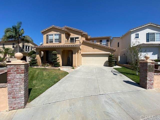 3 Corte Las Rosas, Rancho Santa Margarita, CA 92688 (#OC21127569) :: Pam Spadafore & Associates