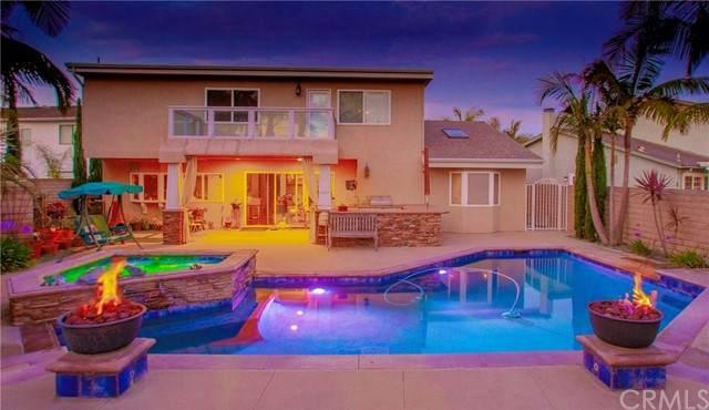 18061 Heathpoint Lane, Huntington Beach, CA 92647 (#PW21127686) :: The Miller Group