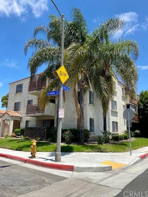3500 Linden Avenue #204, Long Beach, CA 90807 (#RS21134332) :: Team Tami
