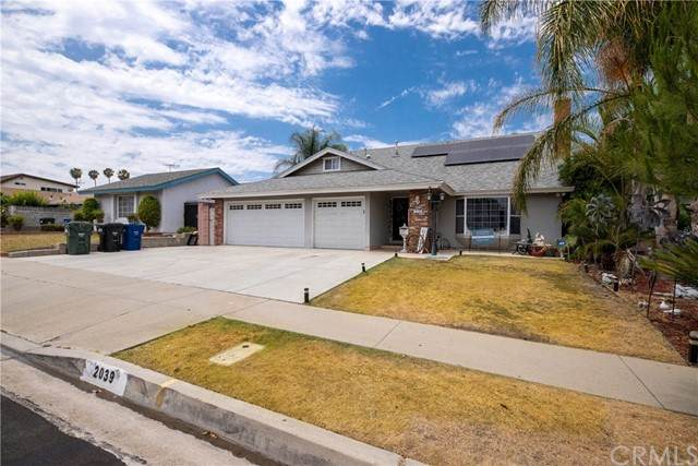 2039 Nowell Avenue, Rowland Heights, CA 91748 (#EV21134987) :: The Miller Group