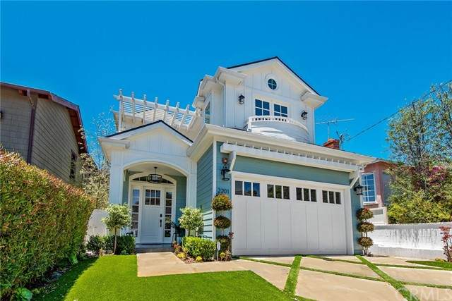 2201 Oak Avenue, Manhattan Beach, CA 90266 (#SB21126530) :: Swack Real Estate Group | Keller Williams Realty Central Coast