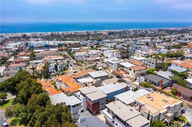 1629 Golden Avenue, Hermosa Beach, CA 90254 (#SB21133129) :: The Miller Group