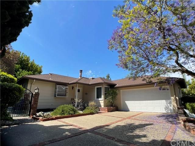 26357 Silver Spur Road, Rancho Palos Verdes, CA 90275 (#SB21135443) :: The Miller Group
