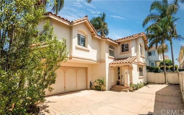 2016 Curtis Avenue B, Redondo Beach, CA 90278 (#SB21136025) :: The Miller Group